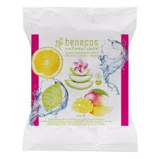 Benecos Happy Cleansing Wipes 25 wipes