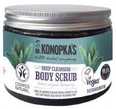 Dr Konopka's Deep Cleansing Body Scrub 500ml