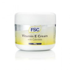 FSC Hi Potency Vitamin E Cream 100g