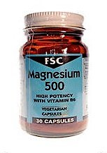 FSC Magnesium 500 30 capsule