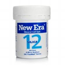 New Era No 12 Silica 240 tablets