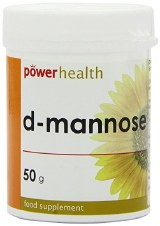 Power Health D Mannose Powder 50gm 50g