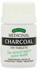 Braggs Charcoal Tablets 100 tablet