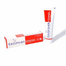 Kingfisher Fennel & Fluoride Toothpaste 100ml