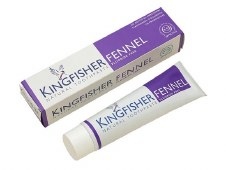 Kingfisher Fennel Toothpaste No Fluroide  100ml