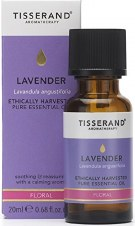 Tisserand Lavender Essential Oil 20ml
