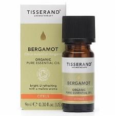 Tisserand Bergamot Organic 9ml