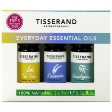 TISSERAND Essential Kit 3x9ml