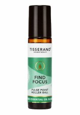 Tisserand  Find Focus Rollerball 10ml