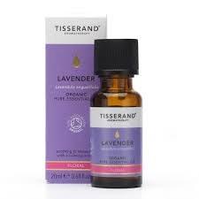 Tisserand Organic Lavender Oil 20ml
