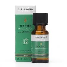Tisserand 100% Organic Tea Tree 20ml