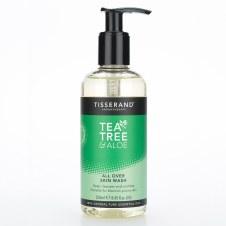 Tisserand Tea Tree & Aloe Skin Wash 250ml