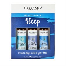 Tisserand Little Box Of Sleep 3 x 9ml