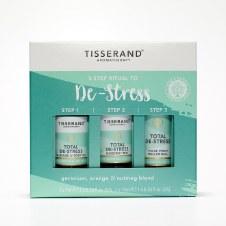 First Natural Brands TISSERAND 3-Step Ritutal To De-Stress 2 x 9ml 1 x 10ml