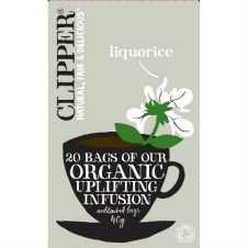 Clipper Organic Infusion -  Liquorice 20bag