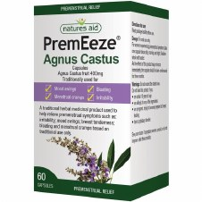 Natures Aid PremEeze (Agnus Castus) 60 capsule