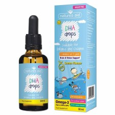 Natures Aid Childrens DHA Drops 50ml