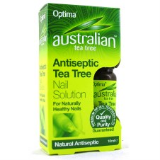 Australian Tea Tree Org Tea Tree Nail Solution 10ml