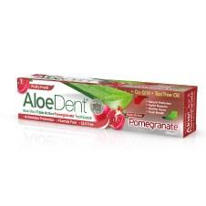 ALOE DENT A/Dent Pomegr Toothpaste 100ml