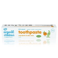 Green People Children's Flouride Toothpaste 50ml