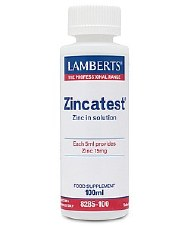 Lamberts Zincatest 100mls