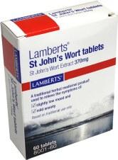 Lamberts St Johns Wort 60 tabs