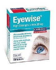 Lamberts Eyewise - 60 tabs 60 tablets
