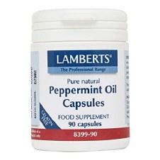 Lamberts Peppermint Oil Capsules 90 caps