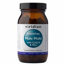 Viridian Essential Male Multivitamins 60 caps