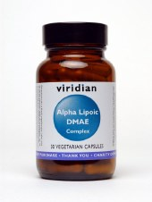 Viridian Alpha Lipoic Acid/DMAE Comp 90 90