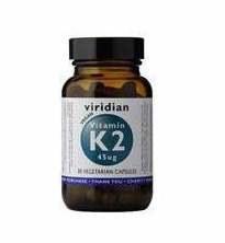 Viridian Vitamin K2 90 caps