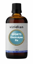 Viridian Nutrition Sports Electrolyte Fix 100mls