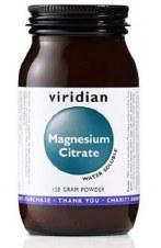 Viridian Magnesium Citrate 150g