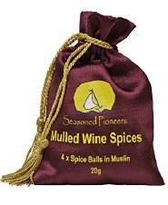 Seasoned Pioneers Mulled Wine Spices