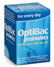 Optibac Probiotics For Daily Wellbeing 30 vegicaps