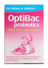 Optibac Probiotics For babies and children 10 sachets