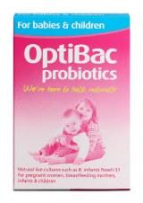 Optibac Probiotics For babies and children 10 sachets