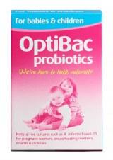 Optibac Probiotics For babies and children 30 sachets