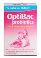Optibac Probiotics For Babies & Children 90 sachet