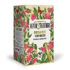 Heath And Heather Organic Echinacea Herbal Tea 20bag