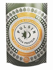 Pulsin Soya Protein Isolate Powder 250g