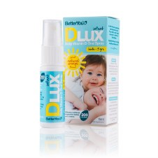 BetterYou D Lux Infant Vit D Oral Spray 15ml