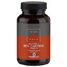 TerraNova Nutrition Beta Carotene Complex  100