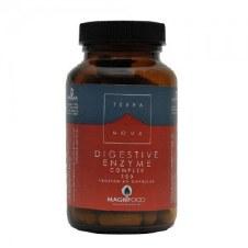 TerraNova Nutrition  Digestive Enzyme Complex   100 vcaps