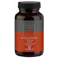 TerraNova Nutrition Magnesium 100mg 100 vcaps