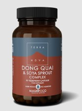 TerraNova Nutrition Dong Quai Soya Sprout Complex 50 vcaps