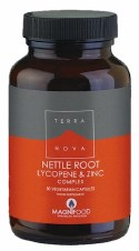 TerraNova Nutrition Nettle Root Lycopene & Zinc    50 vcaps