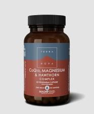 Terranova Nutrition CoQ10, Magnesium & Hawthorn 50 capsules
