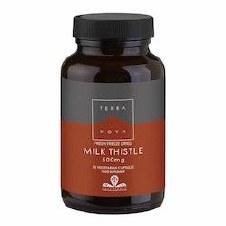 TerraNova Nutrition Milk Thistle 500mg  100