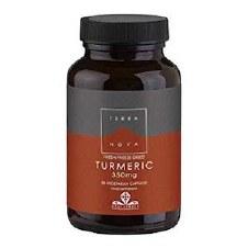 TerraNova Nutrition Turmeric Root 350mg  100